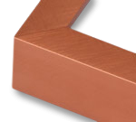 Copper Aluminum Metal Frame
