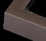 Dark Pewter Aluminum Metal Frame