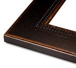 Rustic Black Wood Rustic & Modern Frame