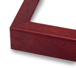 Box Cherry Basic Wood Frame
