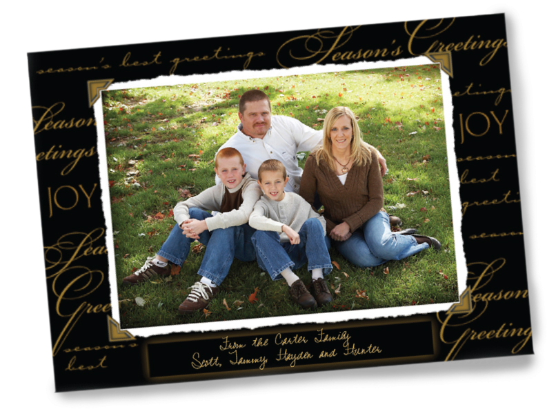 Family Holiday Card - 18 Holiday Greeting Card Designs