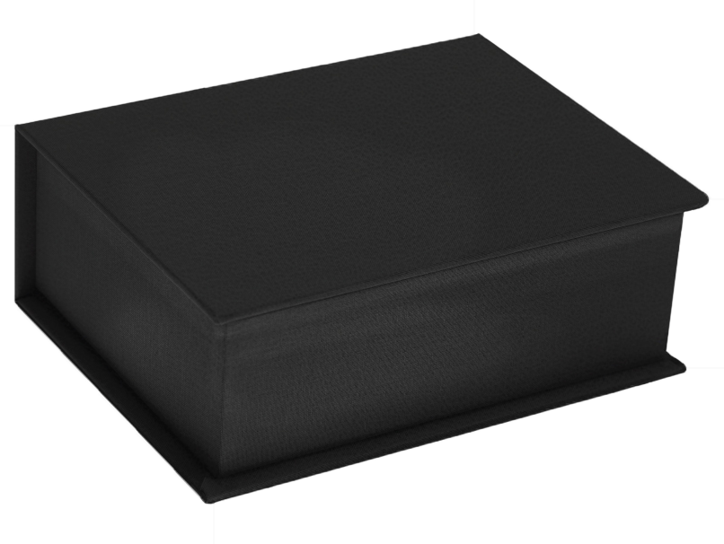 Black Handmade Box