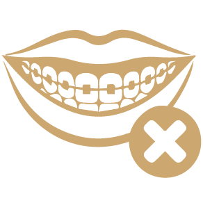Red Remove Braces Icon