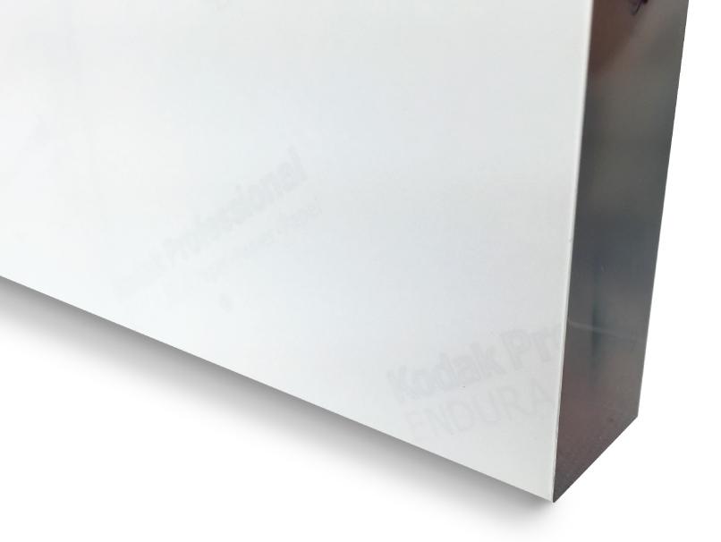 Acrylic Block Without Backing