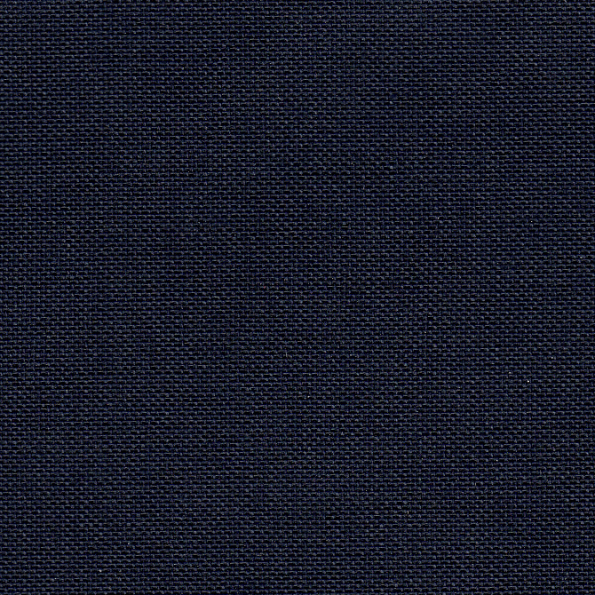 Navy Basic Fabric Custom Box Cover