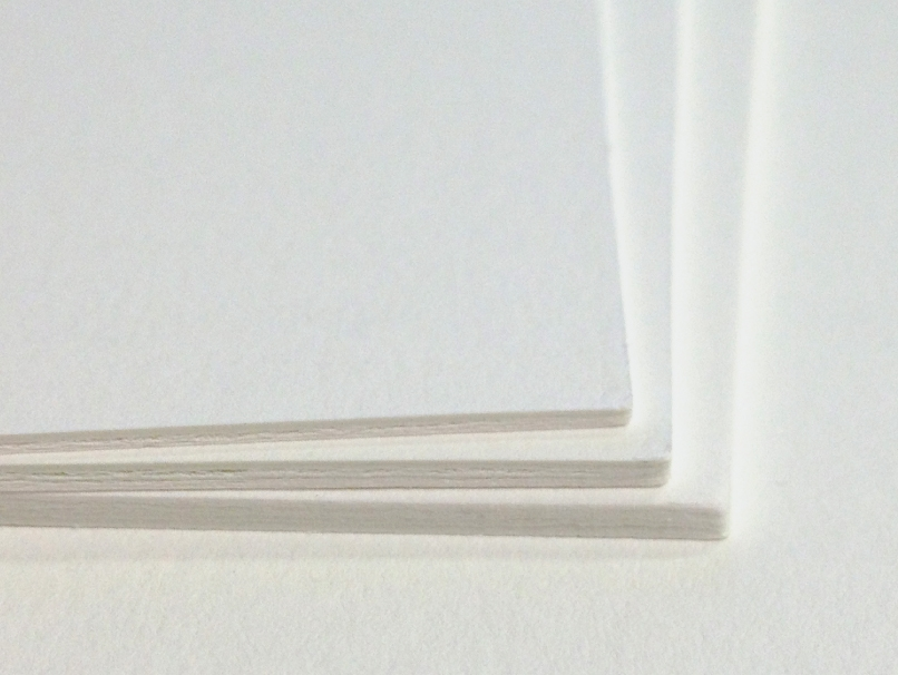 White Extra Thick Paper in Double Thick, Triple Thick & Quad Thick