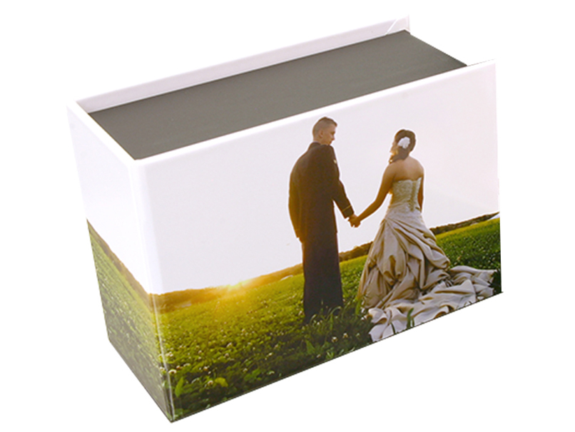 Photo Box for Print Storage