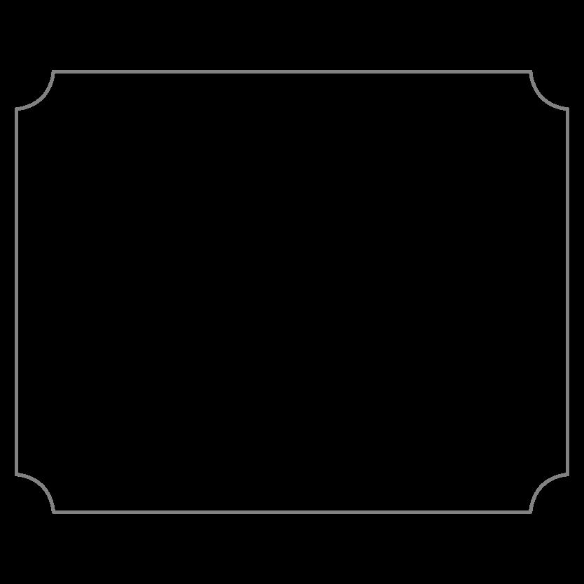 Rectangular Shaped Metal Print CE46