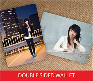 Double Sided Wallet Sample Image
