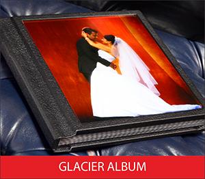 Glacier Album Sample Image