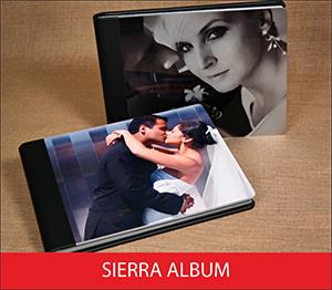 Sierra Album Sample Image