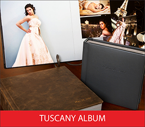 Tuscany Album Sample Image