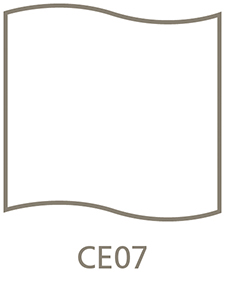 Shaped Metal Print Shape CE07