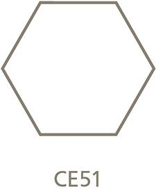 Shaped Metal Print Shape CE51