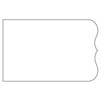 Address Label Shape 1