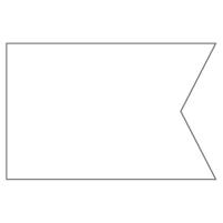Address Label Shape 2
