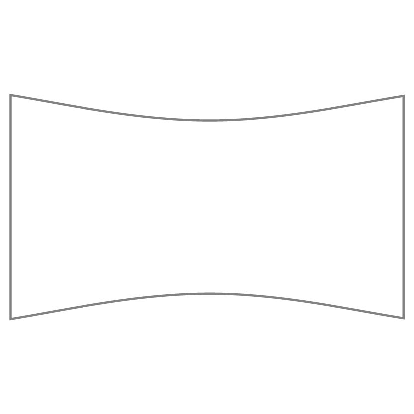 Rectangular Sticker Shape 16