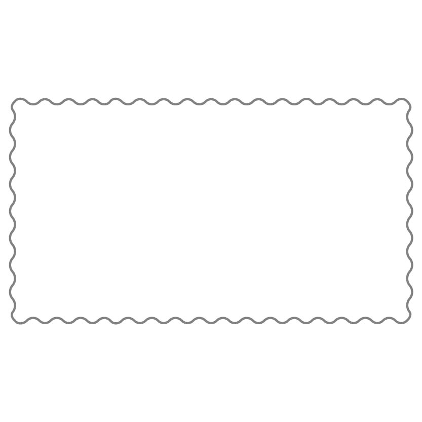 Flat Business Card Shape 21
