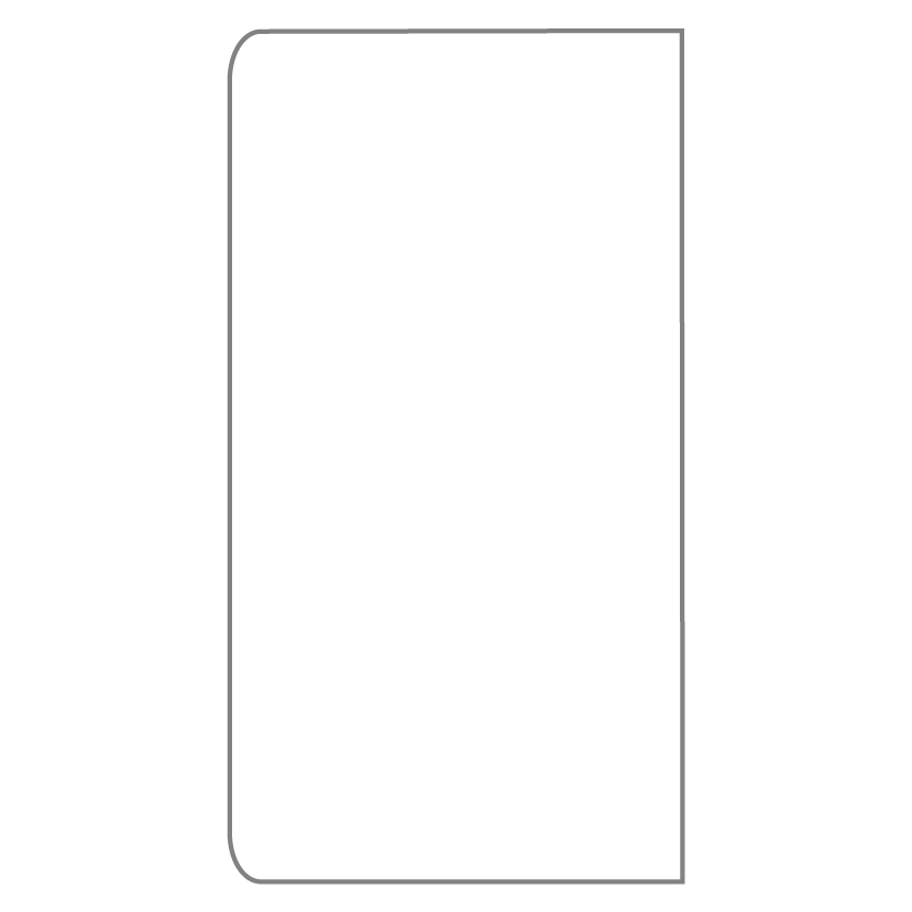 Bi-Fold & Tri-Fold Card Shape 2
