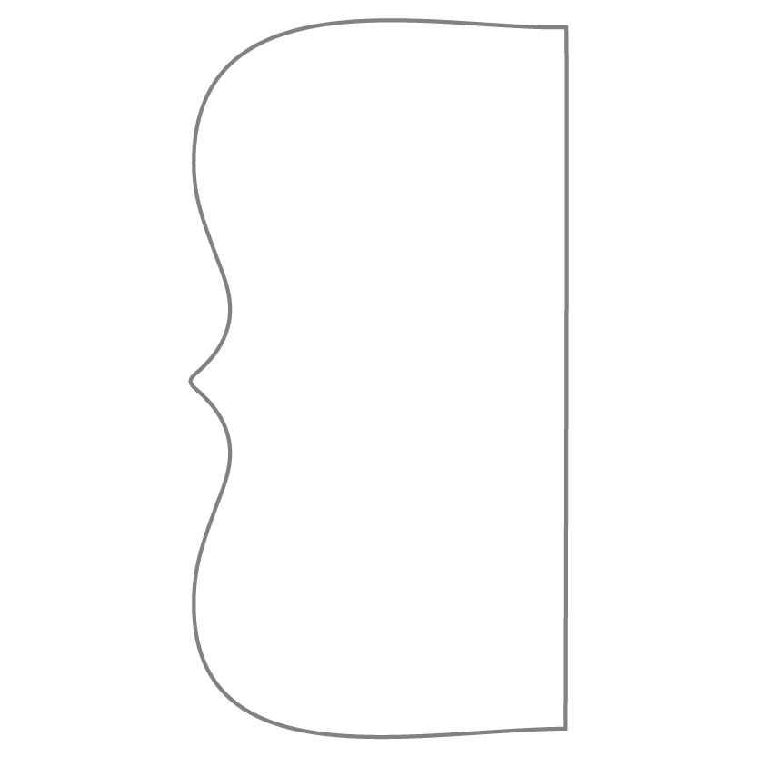 Bi-Fold & Tri-Fold Card Shape 25