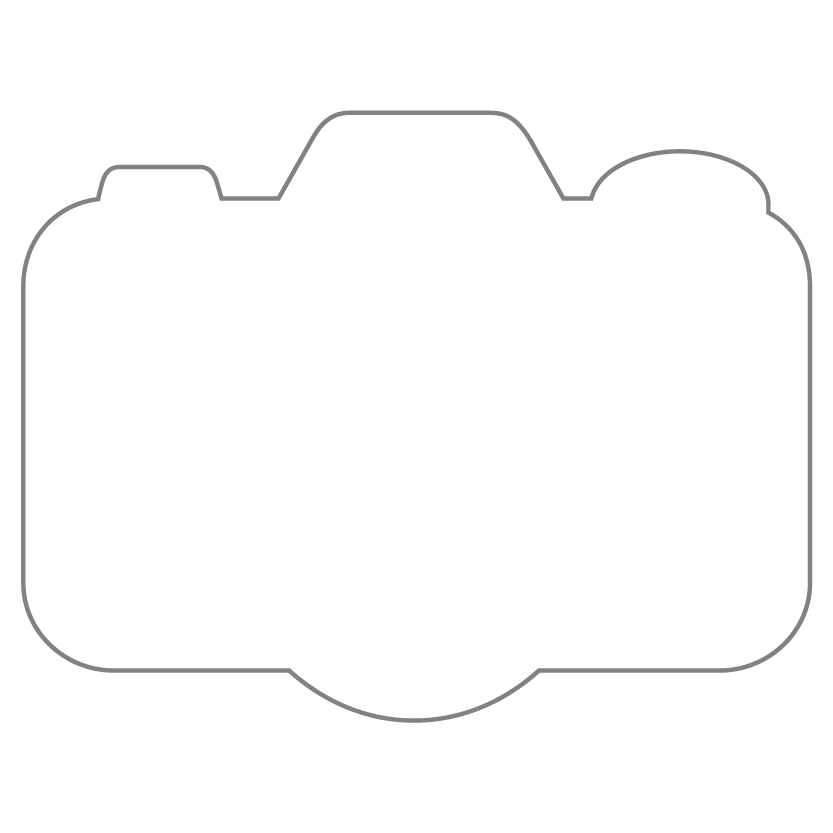 Flat Card Shape 8