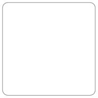Square Sticker Shape 2