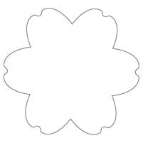 Square Sticker Shape 9