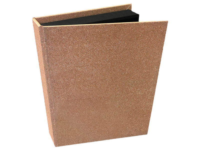 Bronze Sparkle - 3 Sparkle Covers for Folio Image Box