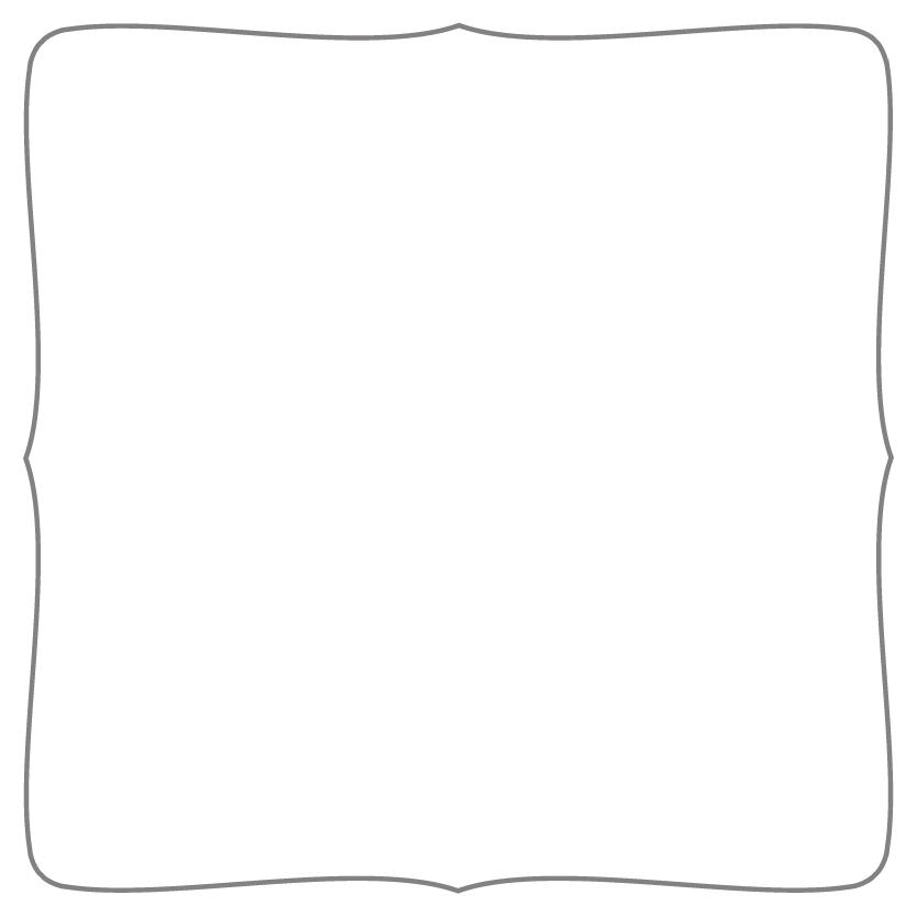 Square Shaped Metal Print CE08