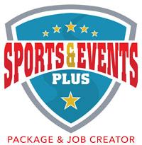 Sports & Events Plus Logo