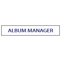Album Manager Logo