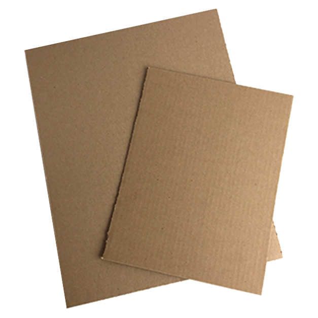 Two Sizes of Cardboard Flats