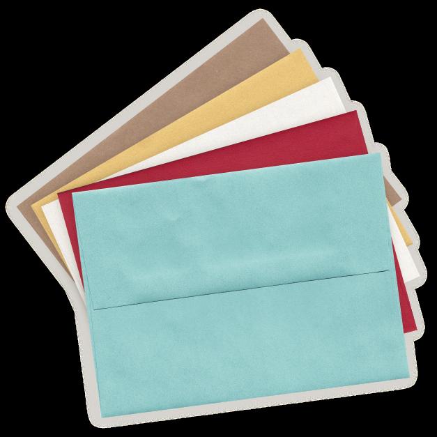 Multi Colored Envelopes