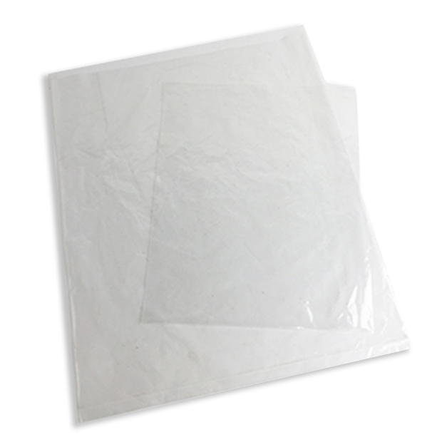 Two Sizes of Plastic Bags