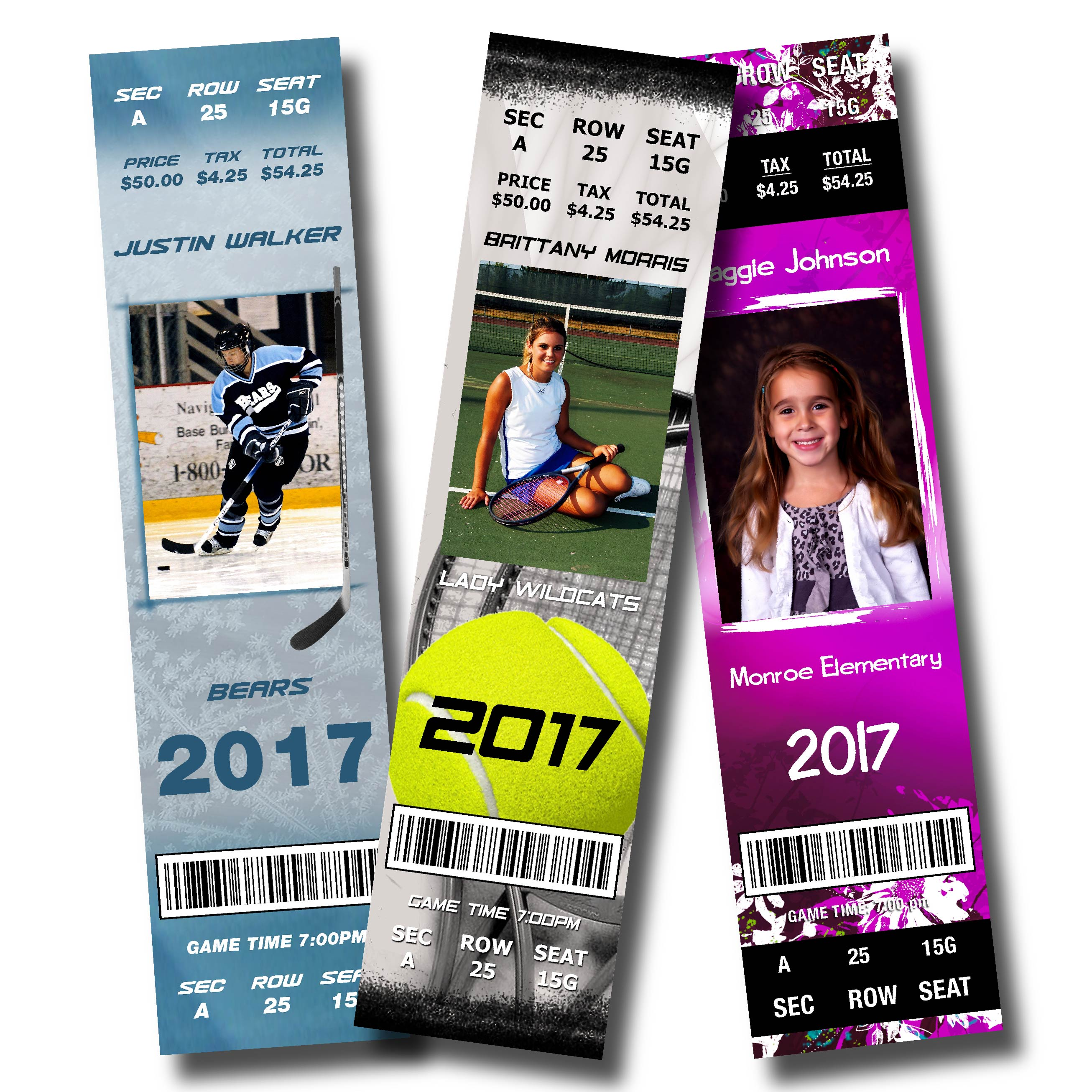 Tennis, Hockey & School Stadium Tickets