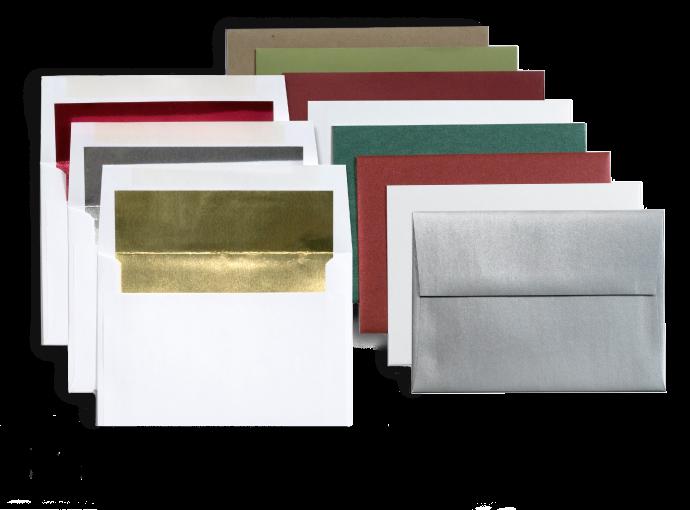 Envelope Sample Pack for Foil Cards