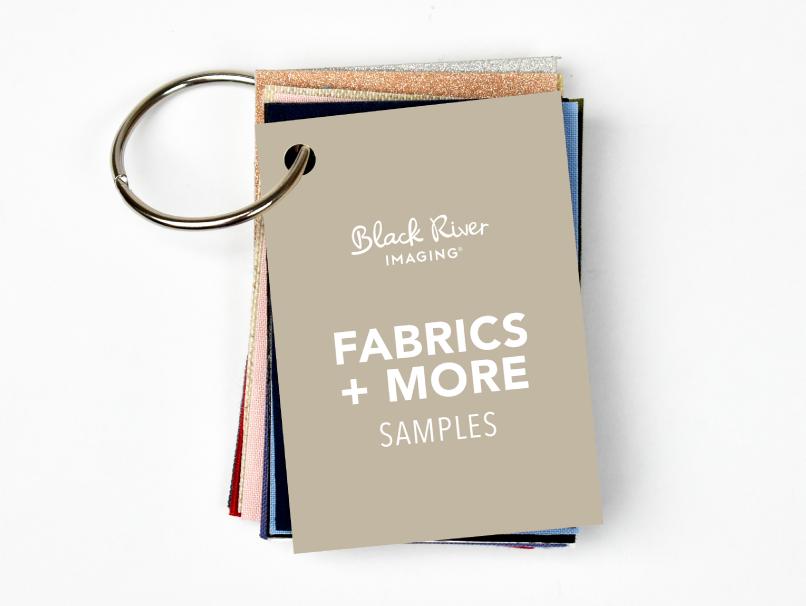 Fabrics & More Sample Kit