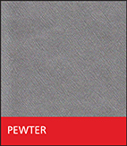 Pewter Faux Leather